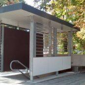 Nyilvános Wc felújítás, Szekszárd