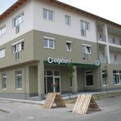 OTP Bankfiók és 10 lakásos társasház, Nagyatád