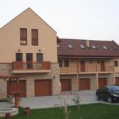 6 lakásos társasház, Szekszárd, Otthon utca