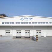 TolnAgro 9-es csarnoképülete
