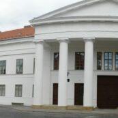 Vármegyeháza rekonstrukció