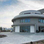 TolnAgro irodaépület átalakítása, felújítása