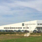 2000 és 4000 m2-es csarnokok építése